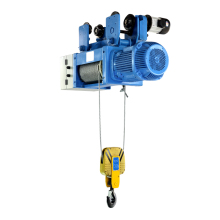 Hot Sale 2T-32T Single Rail Electric Wire Rope Hoist Trolleys, Demag Hoist