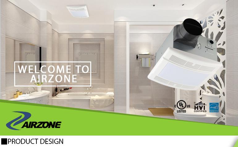 Buy El 20043 Bathroom Ceiling Light: Bath Fan With Light Bpt16-14el-t3 90cfm Popular