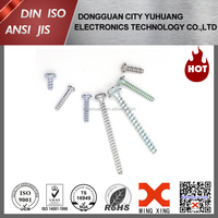 plastic Hi low thread tapping screw