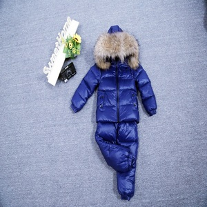 Baby Winter Duck Down Jackets Suits Clothes For Babies