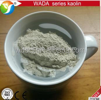 Wholesale calcined washed kaolin for ceramics