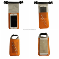 Security Feature waterproof cell phone dry bag