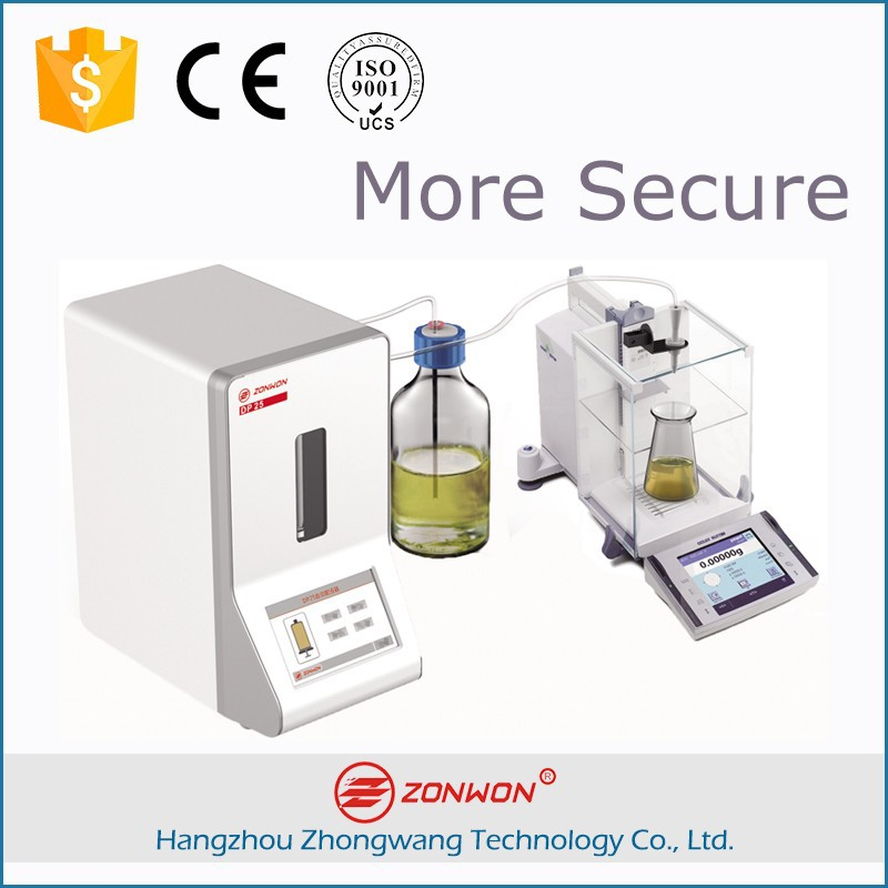 Laboratory Chemical Volume Accurate Measuring Pipet Machine