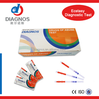 Diagnos Best-selling Drug Abuse Test /one step MDMA test/Ecstacy Rapid Test kits