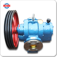 Hengbiao effectiveness low power consumption electric transfer turbine chemical circulation thickened roots oil gear pump