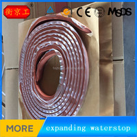 Jingtong Hydrophilic expansion rubber waterstop strip
