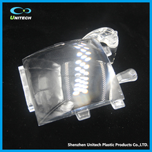 wholesale clear OEM acrylic/PMMA plastic magnifying lens