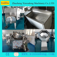 semi automatic banana chips making machine