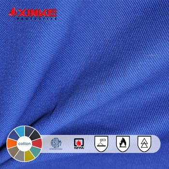 Cotton heat resistant fabric fabric for weldor