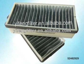 Cabin Filter 52482929 for Buick GL8