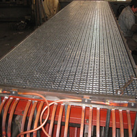FRP Sheet Making Machine Mold Grating