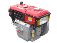 Small water cooled single cylinder diesel engine /diesel engine water pump set