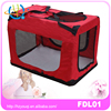 Pet Carrier Fabric Puppy Kennel Soft-sided Dog Crate