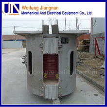 intermediate frequency induction metal melting electric furnace