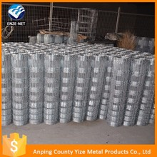 Hot-sell professional producer hot-dip galvanized grassland fence,farm fence, field fence for Australia