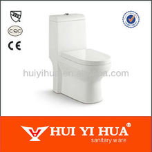 Hidden spy cam toilet S-trap siphonic sanitary chinese ceramic toilet