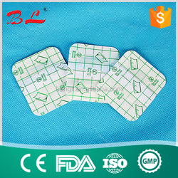 Cheap price Medical Transparent Adhesive PU IV Dressing Wound Plaster