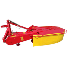 High Efficiency Verge 1.25M Width Mounted Double Disks Flail Mower For Farm