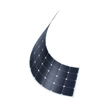 2017 Hot Sale China Cheapest Price Photovoltaic Panel Price Thin Film Pv Amorphous 18V Solar Panel Flexible 100Watt