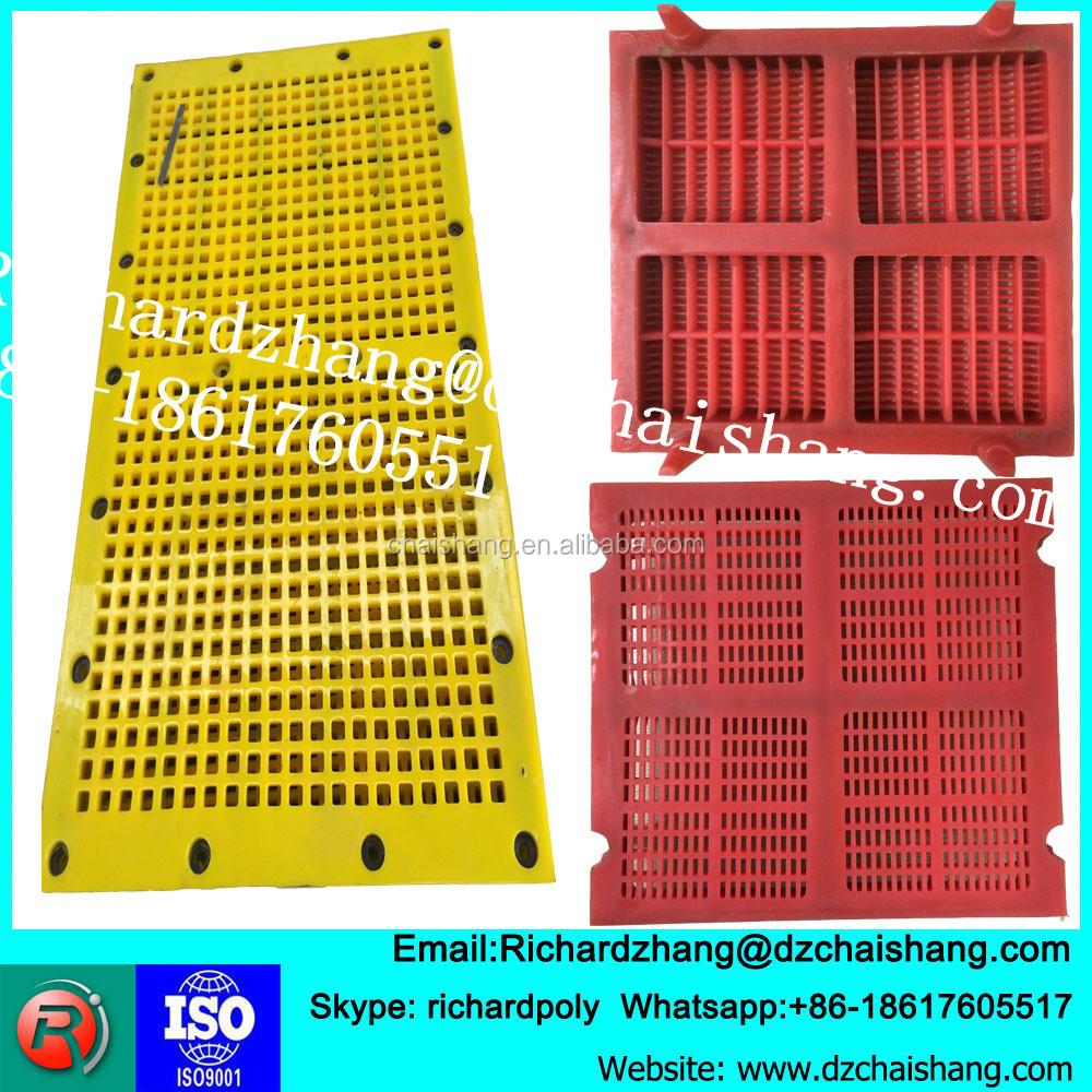 Manganese steel mesh , vibrate screen machine , sieve panel