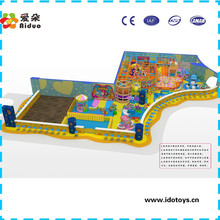 Sand pit Indoor playground equipment canada for small kids