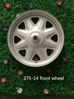 Electric Rickshaw / Tricycle Spare Parts Front and Rear Wheel Rim