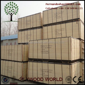 Timber Building Construction Formwork Slab / PP Plastic Concrete Formwork plywood