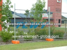 hot-dipped galvanized Australia portable fence