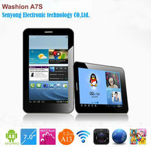 7 inch A13 GSM 2G cheap phone call tablet