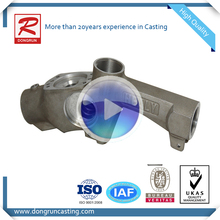 Trade Assurance Supplier Oem China Aluminum Die Casting Foundry