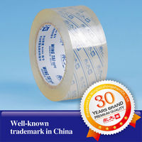 super crystal clear packing tape