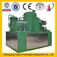 beauty and attractive wasted centrifugal oil purifier machine