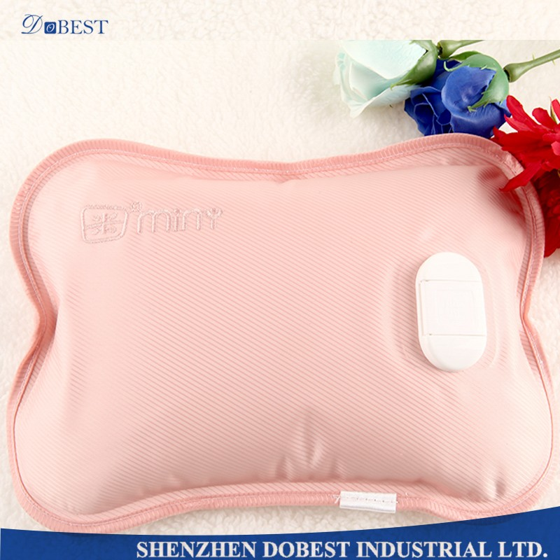 Explosion-proof Top Quality Rechargeable Electric HotWater Bag