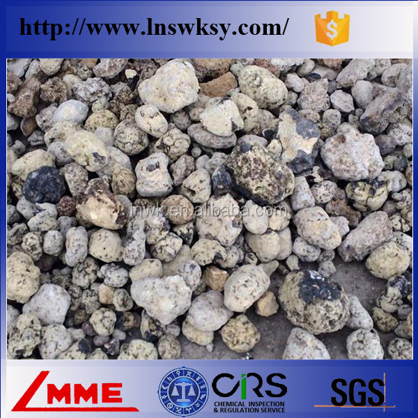 China LMME weilding/grinding grade bauxite alumina with best price