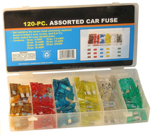 60pcs 7.5-30A Mini Blade Car Fuse Small Size Low Profile AUTO Fuse Kit