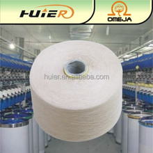 raw white open end 100% recycled cotton yarn