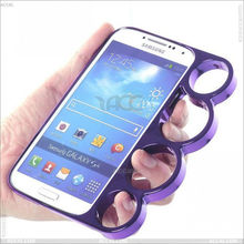 chrome knuckle case for samsung galaxy s5, for samsung galaxy s5 hard bumper cases, for samsung galaxy s5