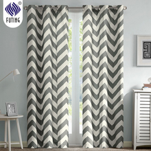 PVC waterproof kitchen window curtain window screen curtain