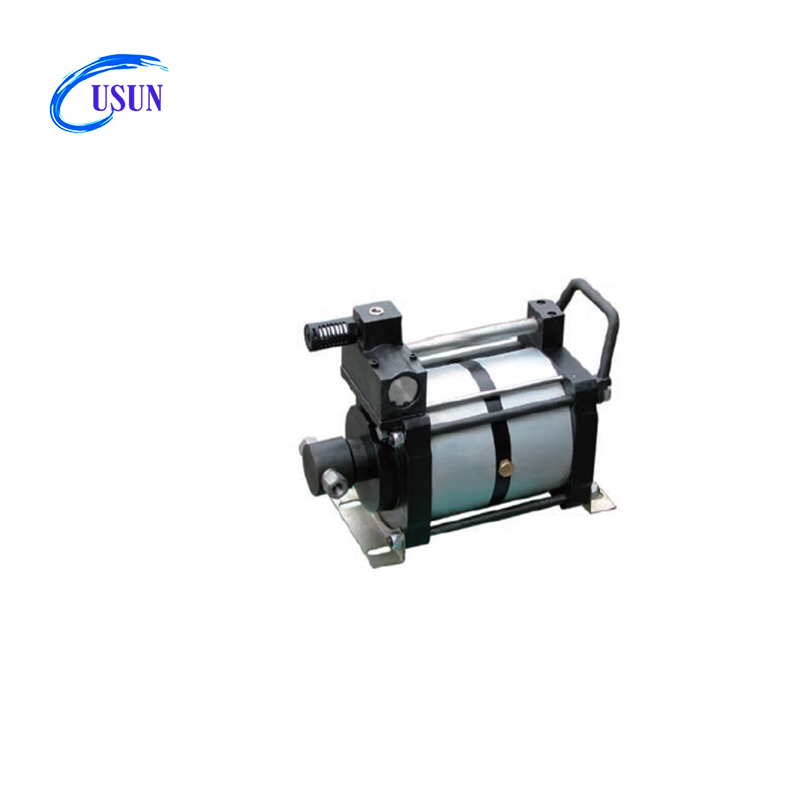 Widely used USUN brand Model: UG175-2 air driven High pressure hydraulic test pump