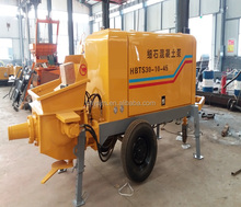 Putzmeister Stationary Portable High quality promised diesel concrete pump
