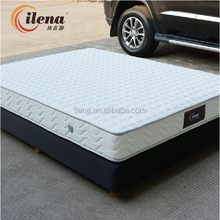 New design natural latex pocket spring price of coir mattress