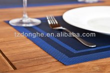 plastic dinner table mat