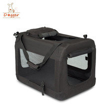 Soft Sided Pet Carrier Pet House Dog Travel Crate