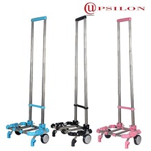 Eco-friendly telescoping trolley/hand cart/roll cage with Competitive Price