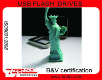 NEW The Statue of Liberty flash drive USB2.0 gadget