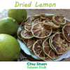 Hot sale high quality natural color fruits dried lemon