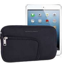 factory price soft super cushion neoprene tablet sleeve case fit for Ipad Mini 3