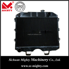 Full aluminum radiator for 66-1301010 in truck cooling system