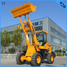 1Ton wheel loader ,Compact Loader Small,Articulated Front Loader Mini For Sale