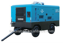 portable screw diesel engine air compressor